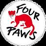 Four paws logo.png