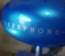 Orbaphone tongue drum