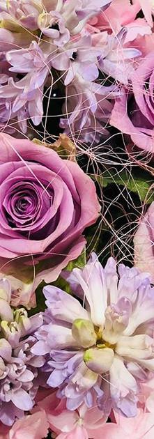 #Sweet light purple#hyacinth