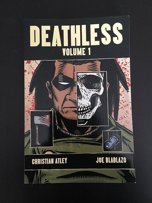 deathless vol. 1