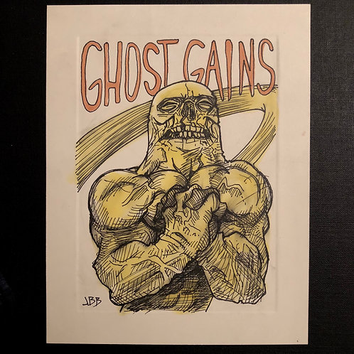 Ghost gains