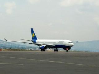 RwandAir receives its first A330