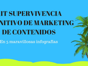 Kit supervivencia definitivo de marketing de contenidos