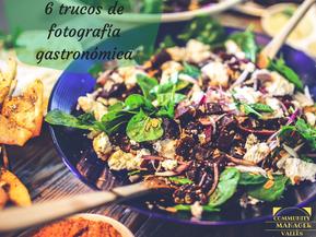 6 trucos profesionales de fotografía gastronómica