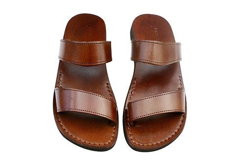 Vegan Brown Bio Handmade Sandals For Men & Women