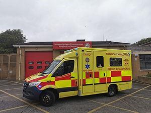 Occupation noise assessment of ambulance operators.