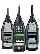 B&K Sound Level Meters family - no 2240.