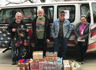 Donating Food to Veterans