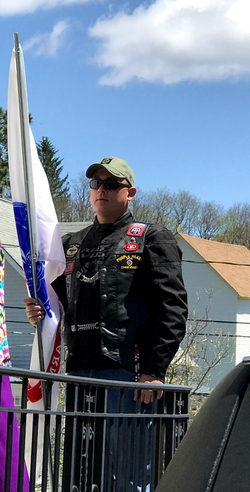 Fisher Flag Line May 2018