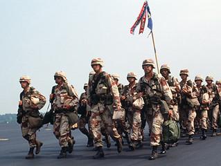 25th Anniversary - The Gulf War