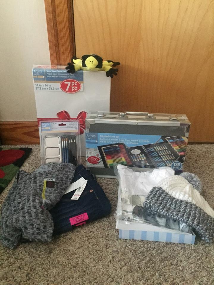 2017 Christmas Donations.5