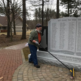 2019.04.14 Veteran's Cemetery Cleanup.8.