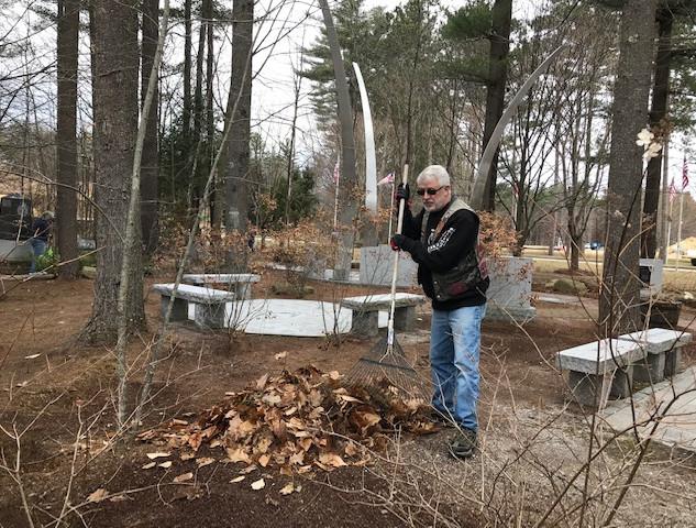 2019.04.14 Veteran's Cemetery Cleanup.4.