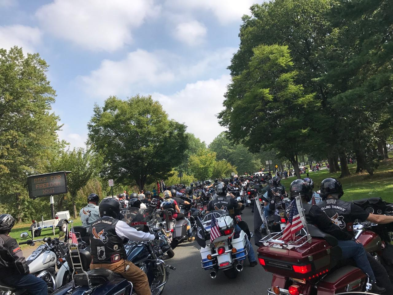 NJ Freedom Ride 2017.9