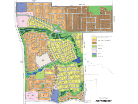 Morningstar rising west of Fort Worth, planning 2,000 new homes