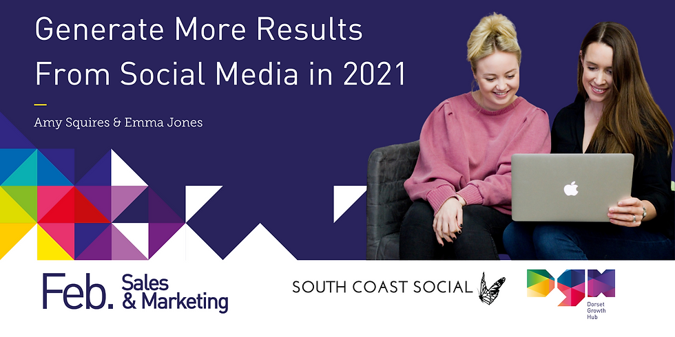 Generate More Results From Social Media in 2021