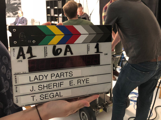 Action on Lady Parts!