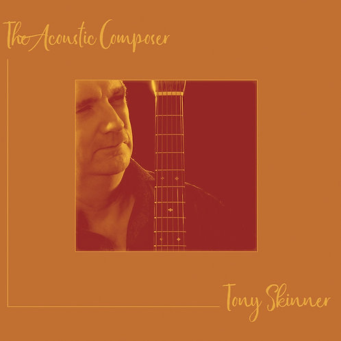 The Acoustic Composer album - DIGITAL DOWNLOAD VERSION