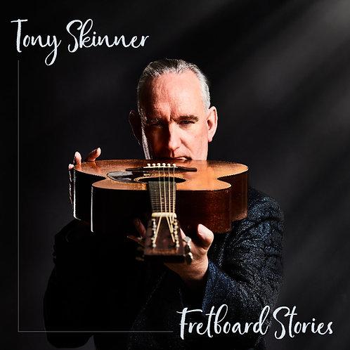 Fretboard Stories CD - NEW release 2020