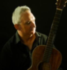 Tony Skinner acoustic guitarist