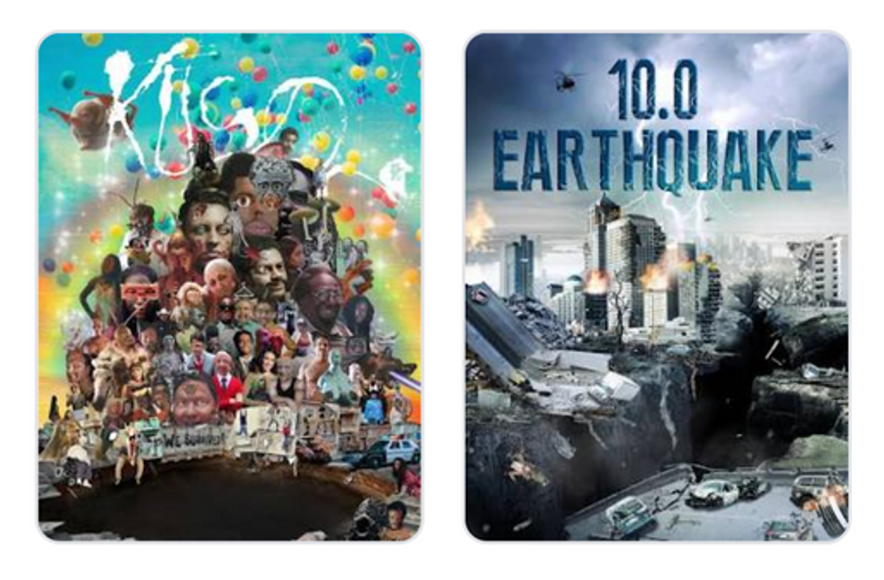 What is your favorite earthquake movie?