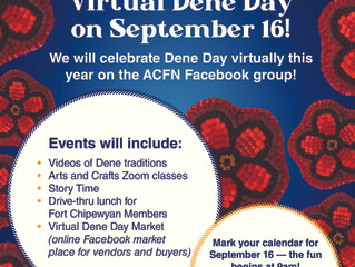 2020 Virtual Dene Day