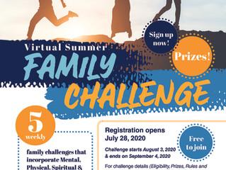 ACFN Virtual Summer Family Challenge