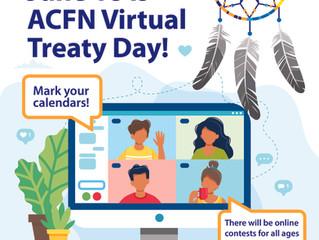 June 18 - ACFN Virtual Treaty Day