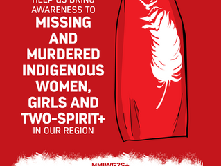 Community Event: Missing and Murdered Indigenous Women, Girls and Two-Spirit+ - May 5, 2021