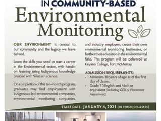 Community-Based Environmental Monitoring Certification