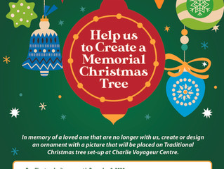 ACFN Memorial Christmas Tree