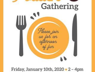 ACFN Potluck Gathering - January 10, 2020