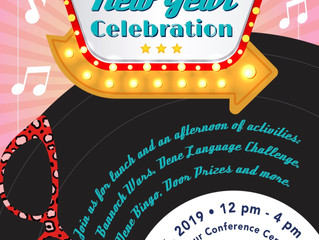 Upcoming Elders New Year Celebration