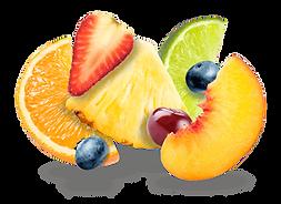 Frutas naturales 100%