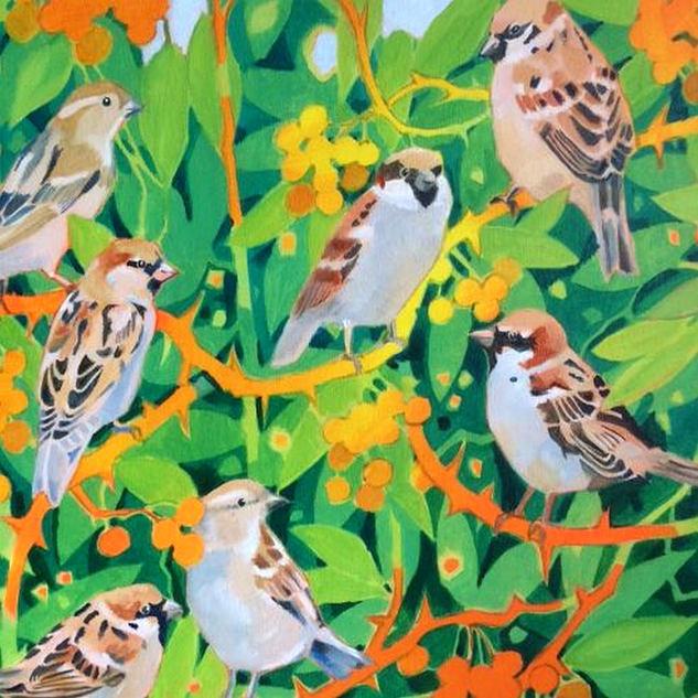 A Crew of Sparrows