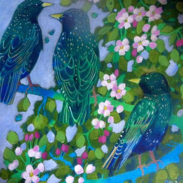 A Chattering of Starlings