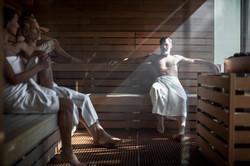 Sauna Hotel Aqua