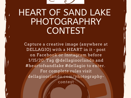 HEART OF SAND LAKE PHOTOGRAPHY CONTEST