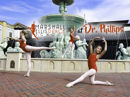 Introducing Marshall Ellis Dance School at Dellagio!