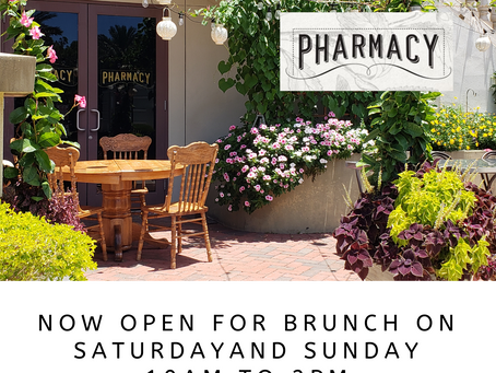 The New Hot Spot for Brunch -  on Restaurant Row
