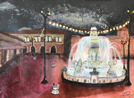 Art Contest - Taste of Dr. Phillips at Dellagio