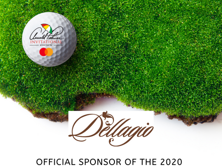 Dellagio - official sponsor of the 2020 Arnold Palmer Invitational Presented by Mastercard