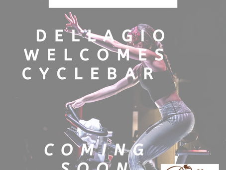 CYCLEBAR Coming to Dellagio
