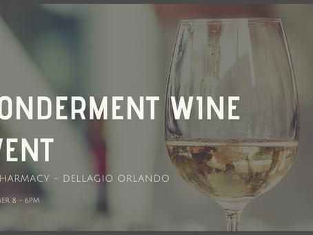 Wonderment Wine Event - Pharmacy