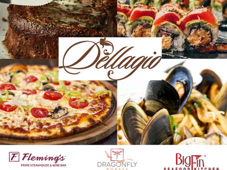 Date Night at Dellagio