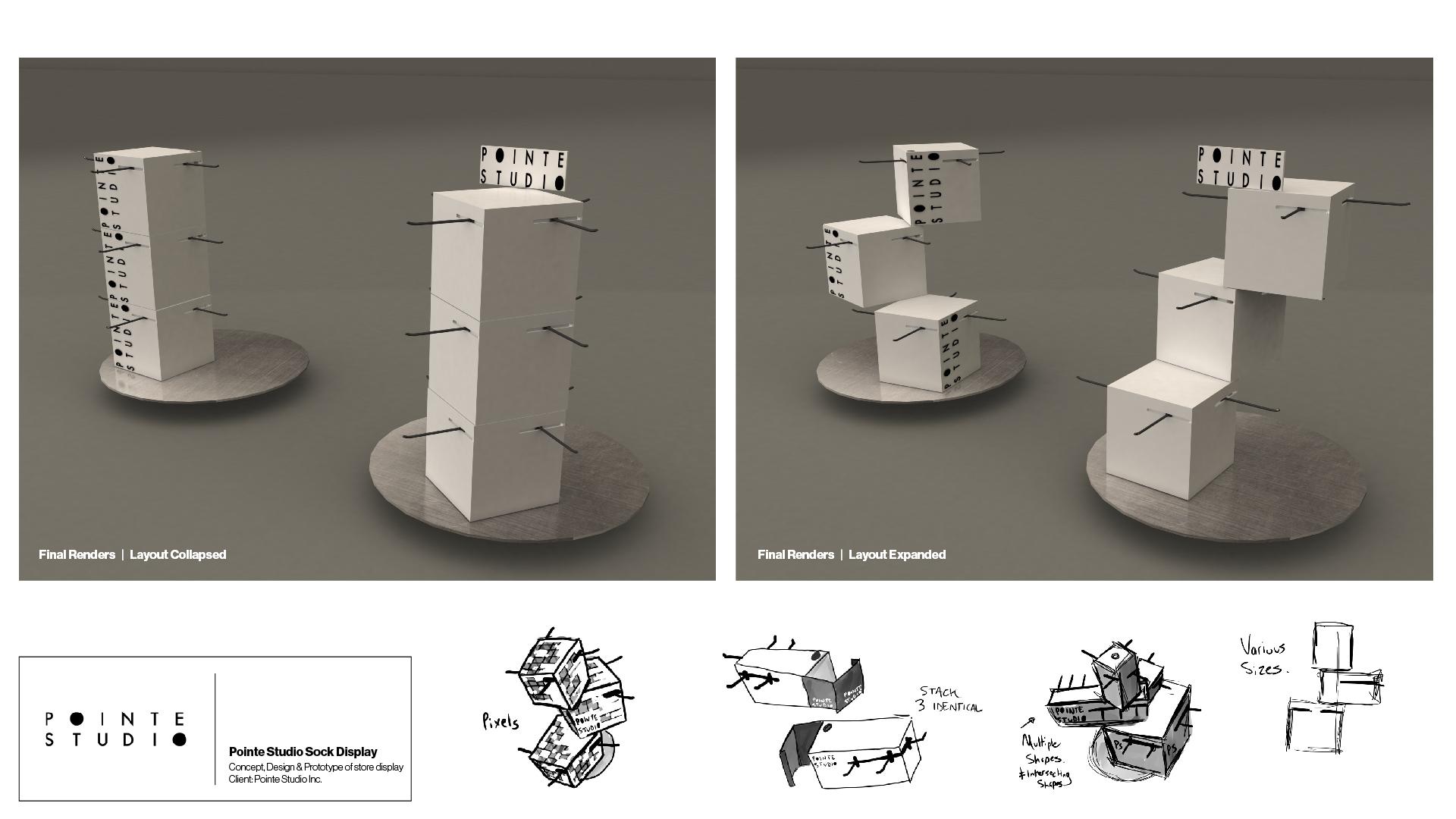 3D-Display_Socks-Pointe