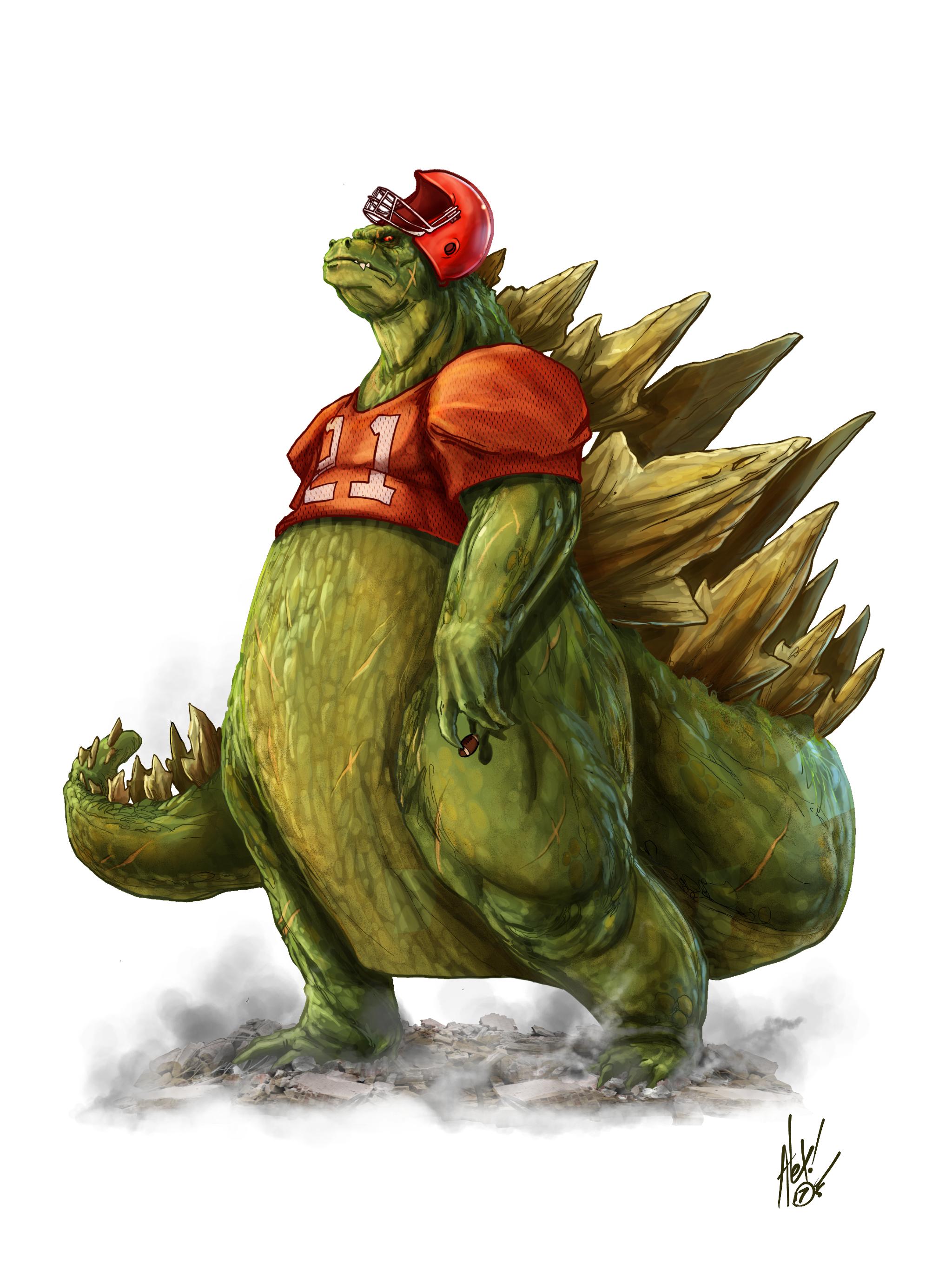 FF-Godzilla