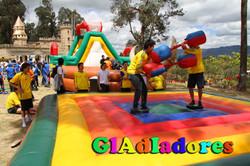 18 Gladiadores