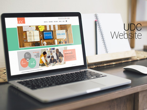 UDC Web Design
