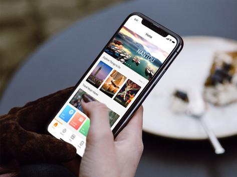 DigTaiwan App Design